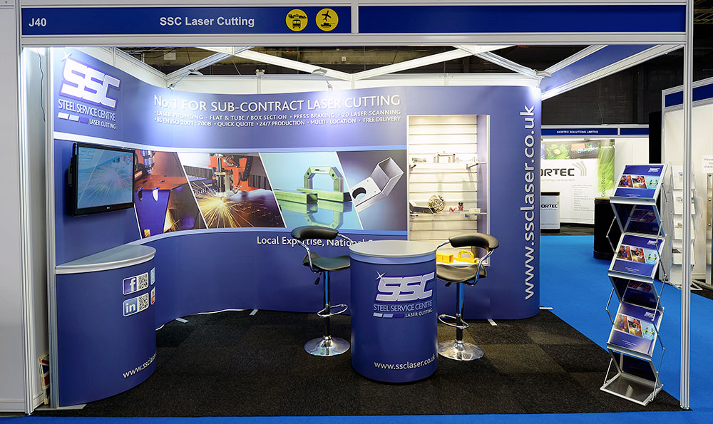 Northern Manufacturing Exhibition Stand