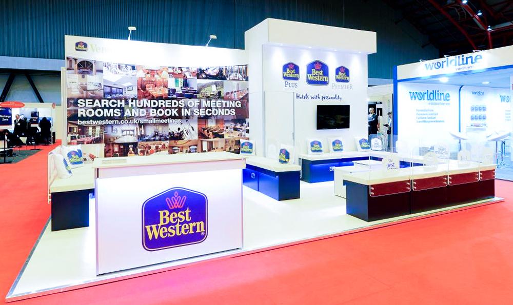Best Western Exhibition Stand
