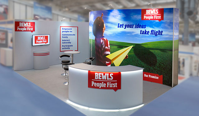 Exhibition Stand Hire You : Reasons why you should choose custom hire exhibition