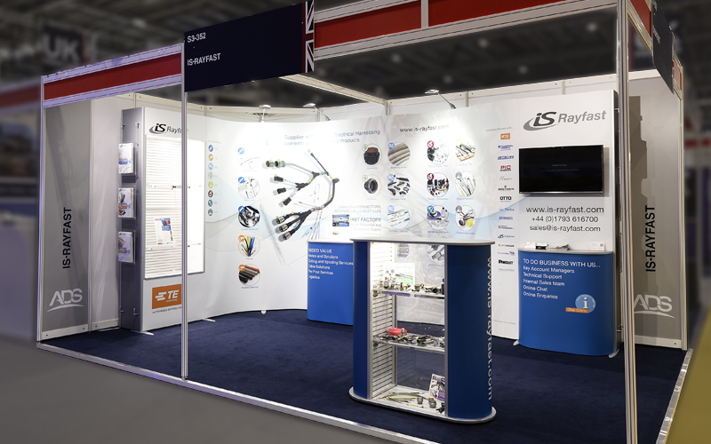 Rayfast Exhibition Stand