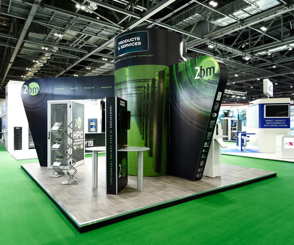 2BM Exhibition Stand