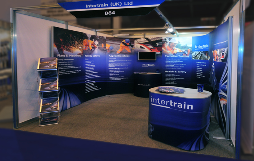 ISOframe Wave Exhibition Stand