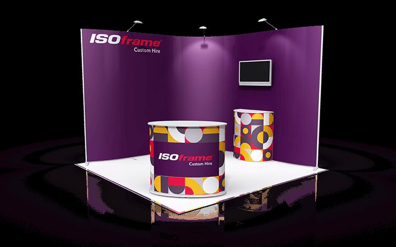 ISOframe Custom Hire Package 1