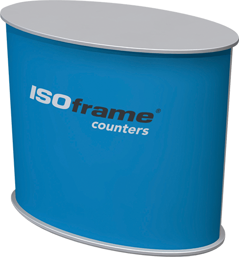 Oval ISOframe Counter
