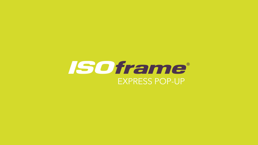 ISOframe Express Pop-up Video