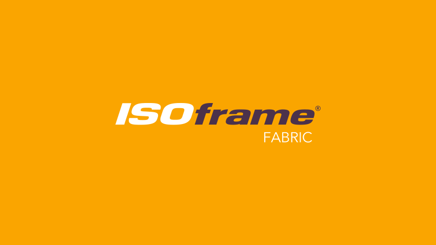 ISOframe Fabric Video
