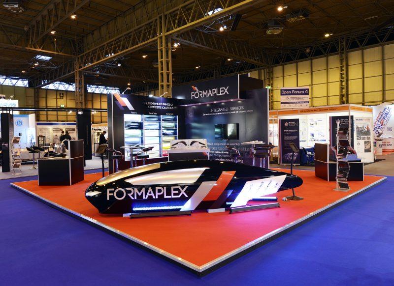 Formaplex Exhibition Stand