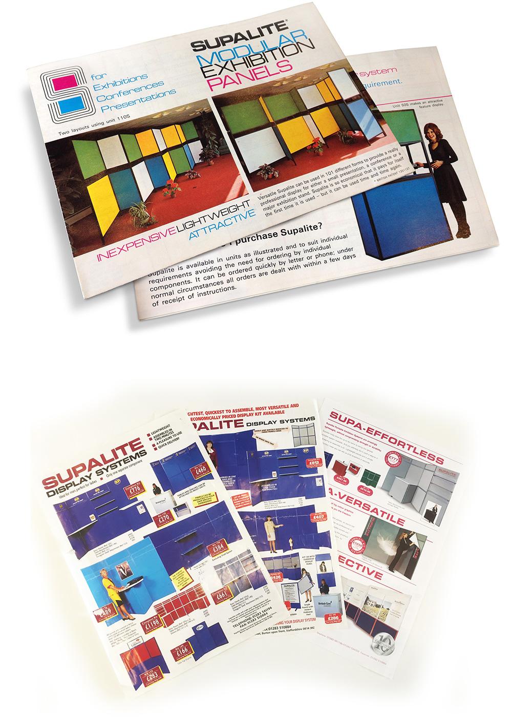 Historic ISOframe Brochure