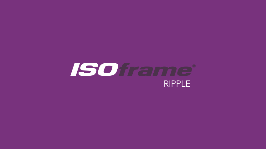 ISOframe Ripple Video