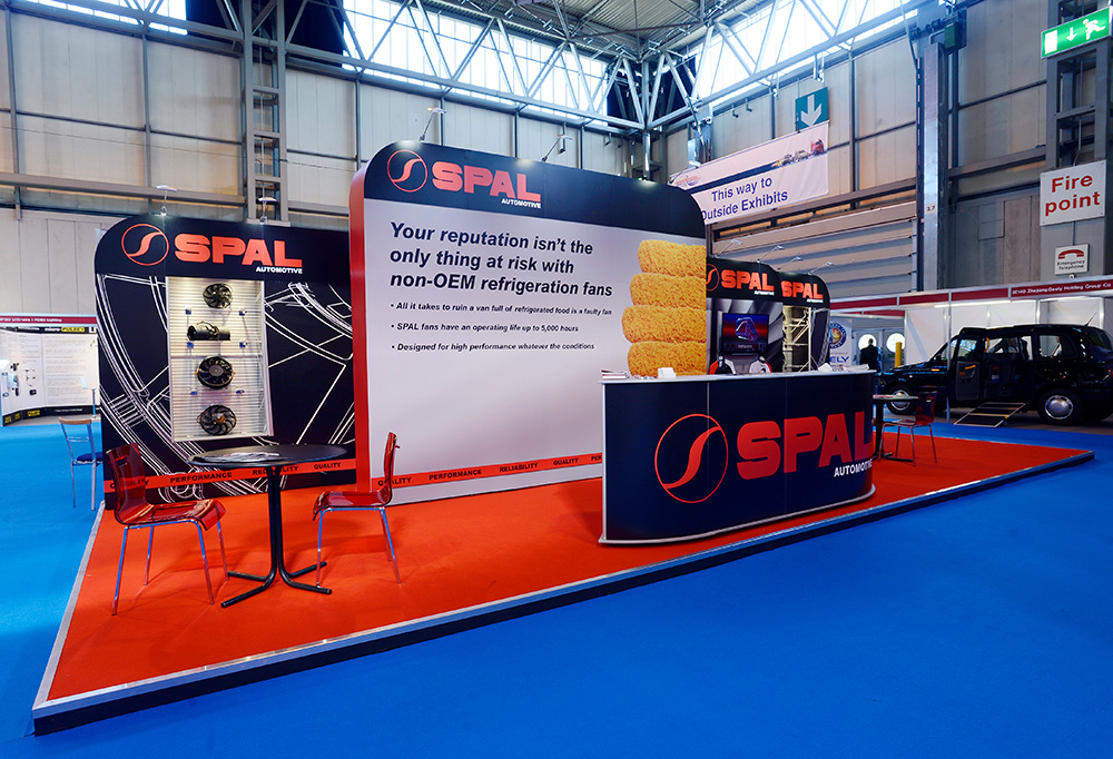 SPAL Exhibition Stand